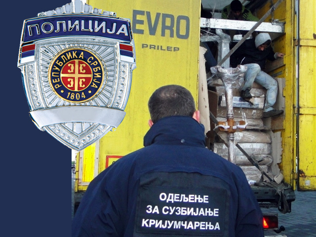 U Bačkoj uhapšeno 38 ilegalnih migranata i četiri krijumčara