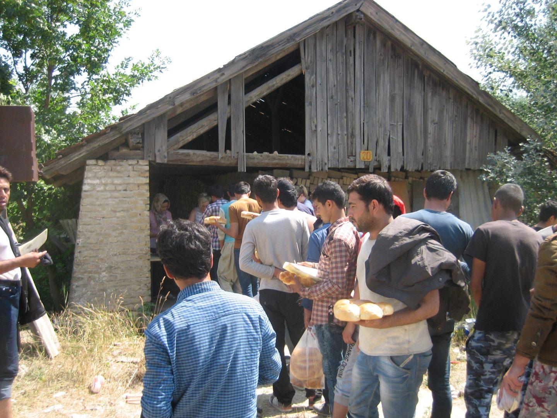 HCIT: Izbeglicama ne pada na pamet da ostanu u Srbiji