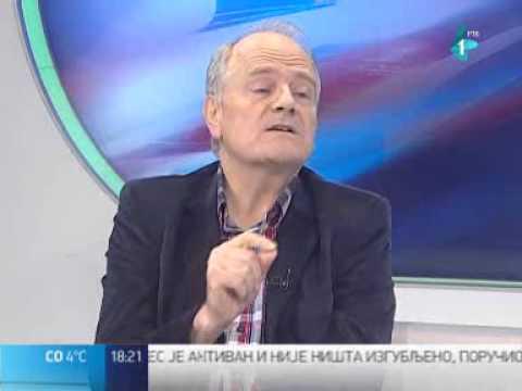 Gostovanje predsednika Upravnog odbora HCIT-a Ratka Bubala na RTV-u (video)