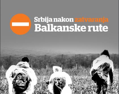 Srbija nakon zatvaranja Balkanske rute